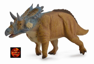 MERCURICERATOPS Dinosaur Toy Model by CollectA 88744 *Brand New with tag*
