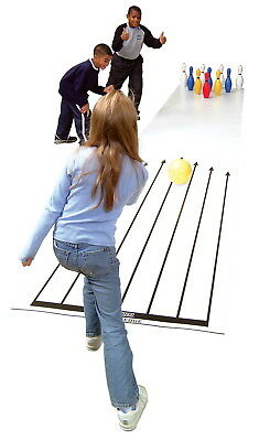 Cramer 42 in x 20 ft Plastic Indoor Bowling Lane