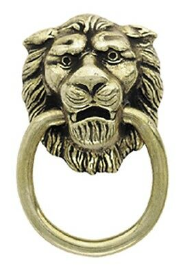 Amerock Traditional Classics Antique Look Finish Lion Head Pull A00888
