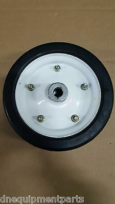 """Replacement King Kutter Finish Mower Wheel 9"""" x 3"""" Part Number 502020"""