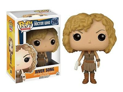 Figurine Doctor Who - River Song Pop 10cm