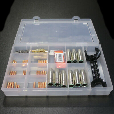 Professional Boxed MB 15 Mig Torch Spares Kit (10)
