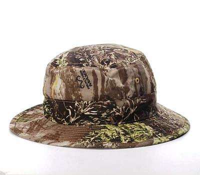 20cca1226 REALTREE MAX-1 CAMO Boonie Hat Richardson Hunting Cap with Neck Strap Max1