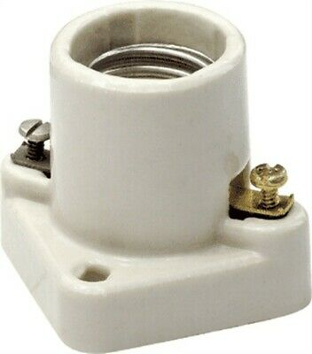 3PK Leviton Mfg Co Outlet to Light Socket Adapter,No 007-61