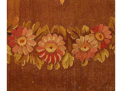 Antique Collectible 19th Century Tapestry Pillow (made to order)