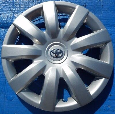 """NEW Toyota Camry 15"""" Rim Wheel Cover Hubcap 2000-2012 61136 Free Shipping"""