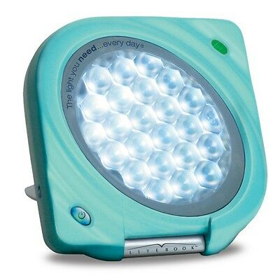 Litebook Advantage SAD Light Therapy Lightbox Hand-Held light therapy device