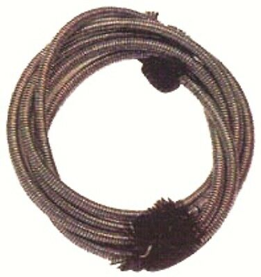 HERCO - Flexible spring wire with nylon brushes on both ends. Trombone