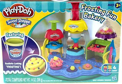 Play-Doh Sweet Shoppe Frosting Fun Bakery Playset - Kids Pretend Cooking New