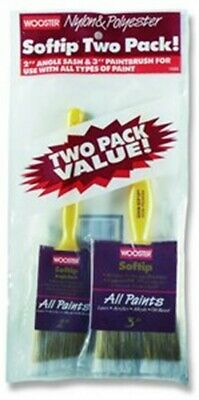 Softip 2-Pack,No 5971,  Wooster Brush