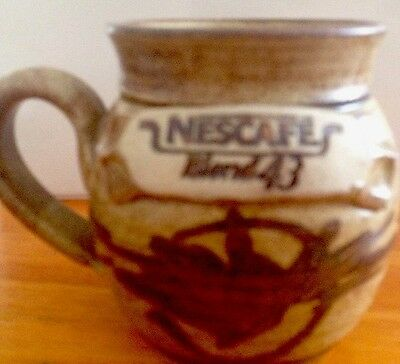 Collectable Nescafe Coffee Mugs X2 Great Condition