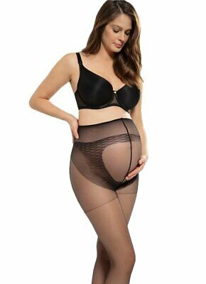 20 Denier Comfortable Sheer Maternity Tights For Pregnancy, Gatta Body Protect