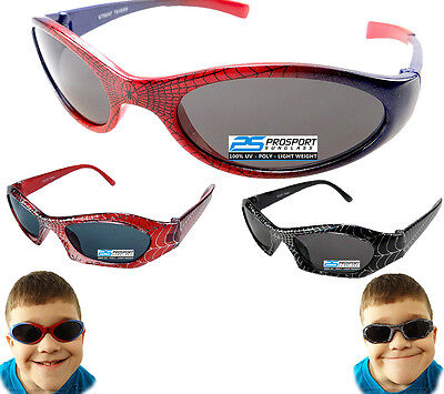 2 PAIRS Spider Man Sunglasses Spidey Glasses Boys 100% UV Protection USA Seller