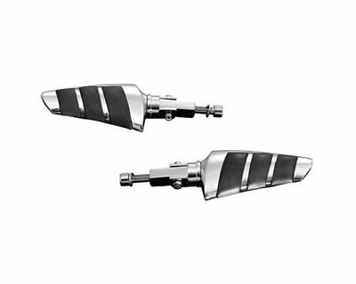 Fussrasten Set Highway Hawk Smooth Pegs, universal, Motorrad