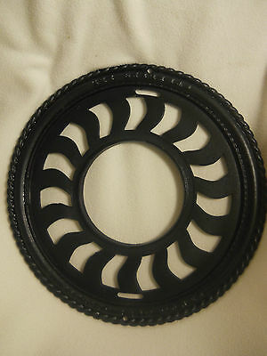 Vintage Metal Wheel-Plate-Decorative Wheel-Cast Iron Wheel