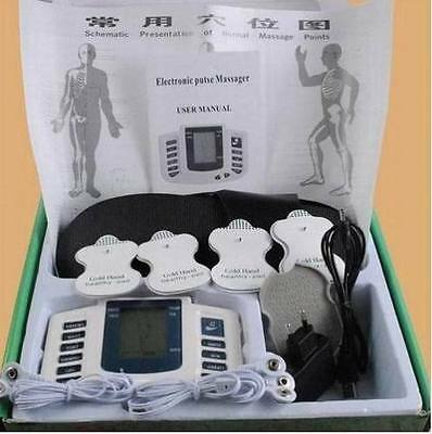 New Electrical Stimulator Body Relax Muscle Therapy Massager Pulse Acupuncture