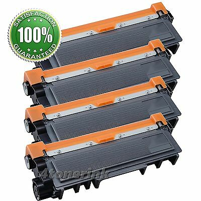 4pk TN660 TN-660 Toner Cartridge For Brother HL-L2320D L2340DW L2360DW TN630