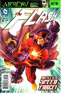 DC Comics FLASH 2013 #16A NM-