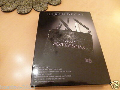 NEW*  Urban Decay Little Perversions Eye Kit