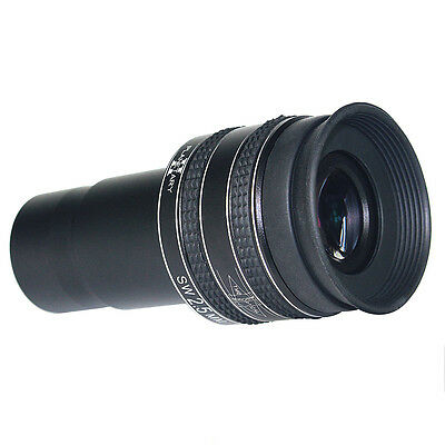 """1.25"""" Planetary Eyepiece 58 Degree 2.5mm Super Wide Angel Eyepiece For Telescope"""
