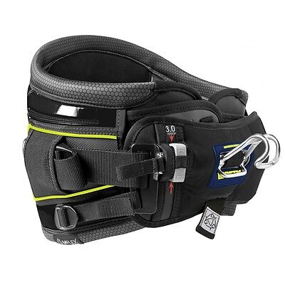 Mystic MAJESTIC Kitesurf Harness 2016 - Lime