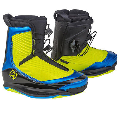 2016 Ronix One Boots (Yellow)