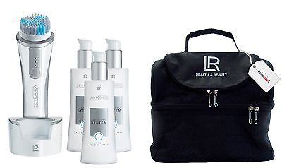 LR ZEITGARD Cleansing System Set Classic + 3 x 125 ml Cleansing Gel + Beautycase