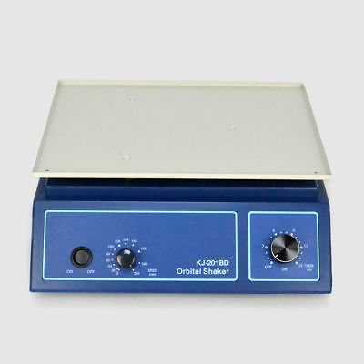 Adjustable Variable Speed Oscillator Orbital Rotator Shaker Lab Destaining Hot