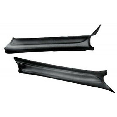 El Camino Interior Pillar Moldings, Left And Right, 1968-1969 55-192324-1