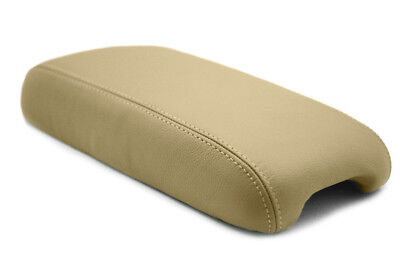 Armrest Console Lid Cover Leather Synthetic for Lexus ES300 97-01 Beige
