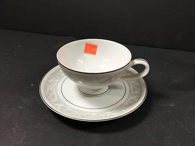 Imperial China Japan W. Dalton Whitney Pattern No. 5671 Cup & Saucer (#1604)