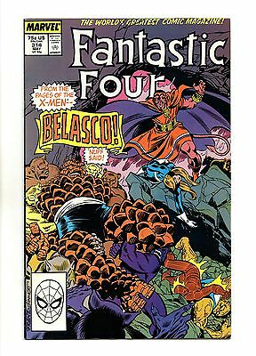 Fantastic Four Vol 1 No 314 May 1988 (VFN) Marvel, Modern Age (1980 - Now)