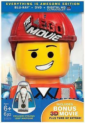 The LEGO Movie: Everything is Awesome Ed Blu-ray