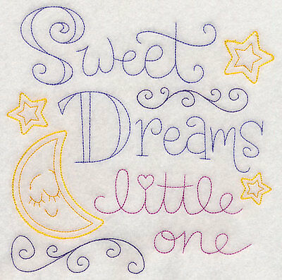 Embroidered personalised pillow case add a name for free