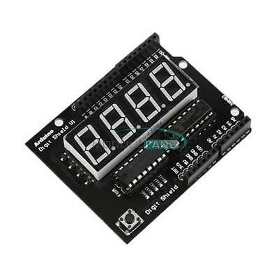 "0.56"" 8seg-4digit LED Red Display Shield Module For Arduino Compatible"