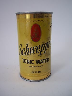 Vintage & Rare Schweppes Tonic Water Can