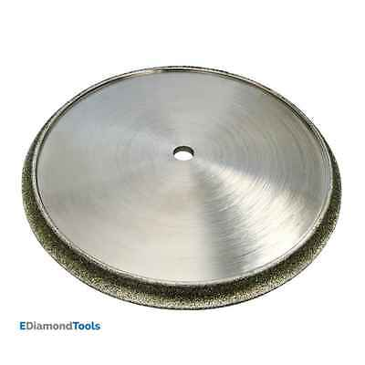 "10"" Diamond Profile Wheel Shape B - 3/8"" Radius Demi-Bullnose for Tile Saw"