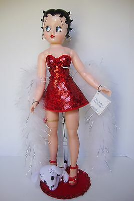 """Madame Alexander Betty Boop Doll Betty by Day Boop by Night 20"""""""