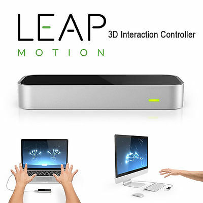 2016 HOT Leap Motion Controller Mac & PC Real 3D VR interaction with Packaging