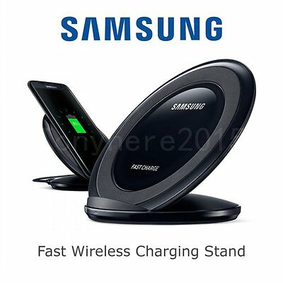 OEM Original Wireless Fast Charge Qi Charging STAND Pad for Galaxy S7 edge S7