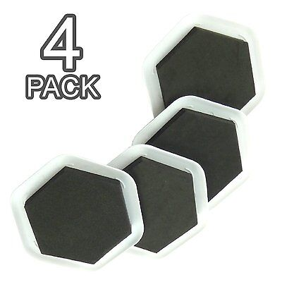 4 x HEAVY DUTY FURNITURE SLIDERS MOVERS MAGIC MOVING MEN GLIDERS REMOVAL LIFT