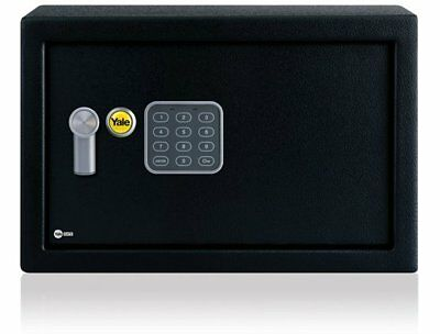 Yale Digital Electronic Steel Security Safe - Office Home - Money Passport