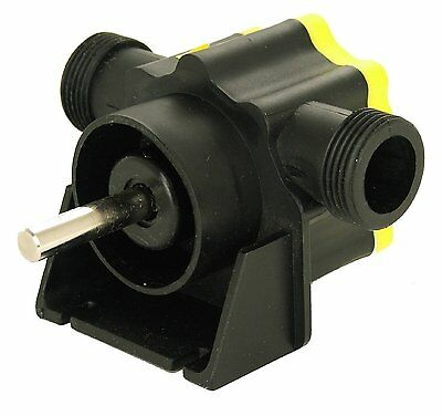 EXTRA HEAVY DUTY SELF PRIMING WATER PUMP for POWER DRILL for pumping, decanting,