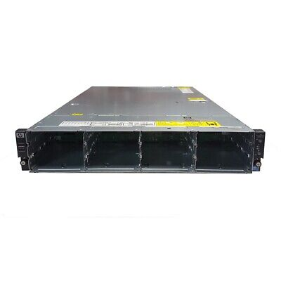 HP StorageWorks P4500 G2 2x 2.26GHz QC L5520 24GB RAM P410 256MB BBWC No HDD