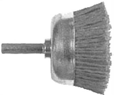 """Cup Brush,2"""" Nylon Fine by CENTURY DRILL & TOOL CO., INC"""