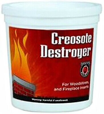 Powdered Creosote Destroyer,No 14,  Meeco Mfg Co Inc