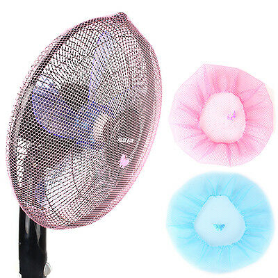 Kids Baby Finger Protector Safety Mesh Nets Shield Cover Fan Guard Dust Covers