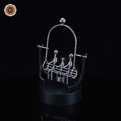 Swing Lover Perpetual Motion Kinetic Toy Newton's Cradle Best Desktop Decor Gift