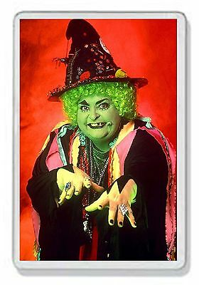 Grotbags Classic Kids Tv Show And Dvd Fridge Magnet *great Gift* Uk Seller