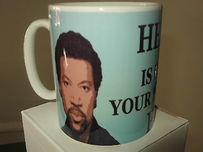 Lionel Richie Hello Is It Tea Your Looking For Mug *great Gift* Uk Seller